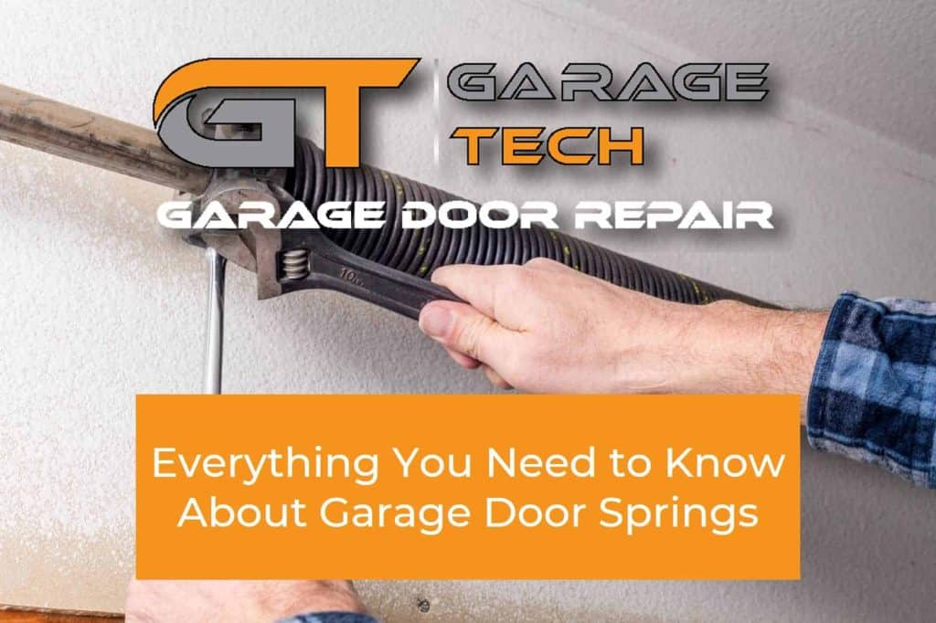 Garage Springs | GT Garage Door Repair