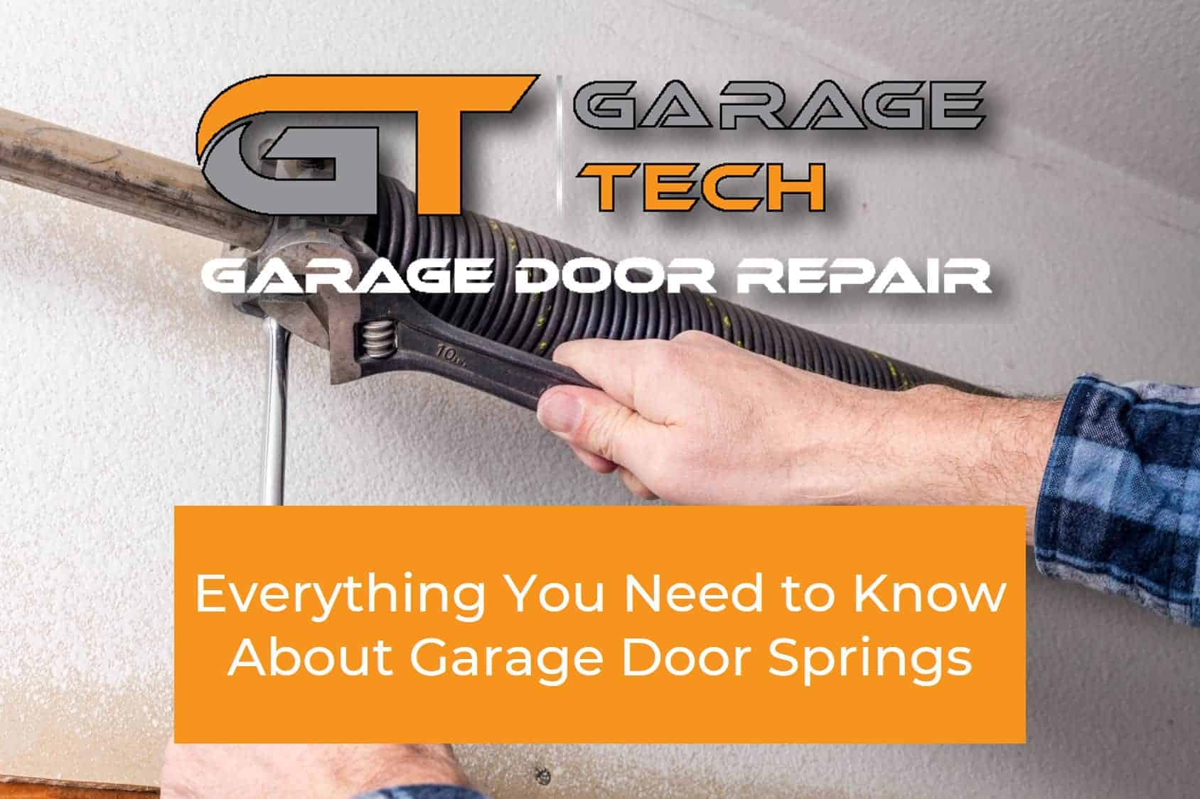 The 411 on Garage Door Springs