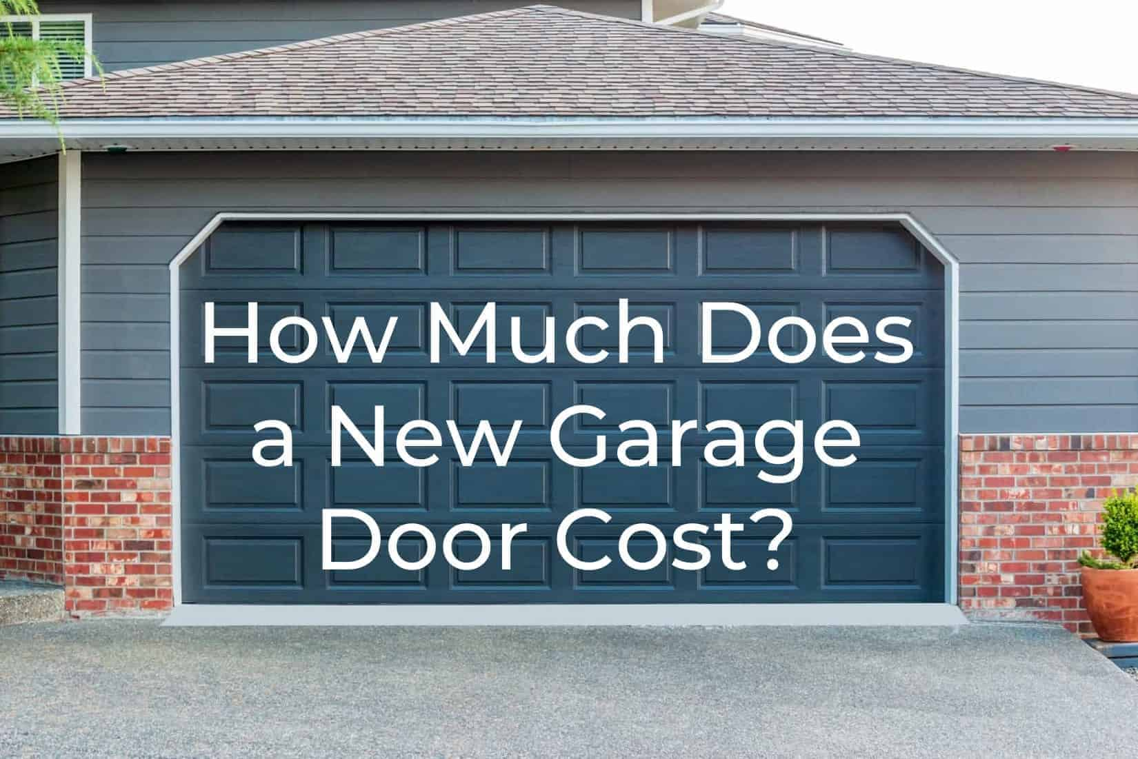 How Much Does It Cost to Install a New Garage Door in Arizona?